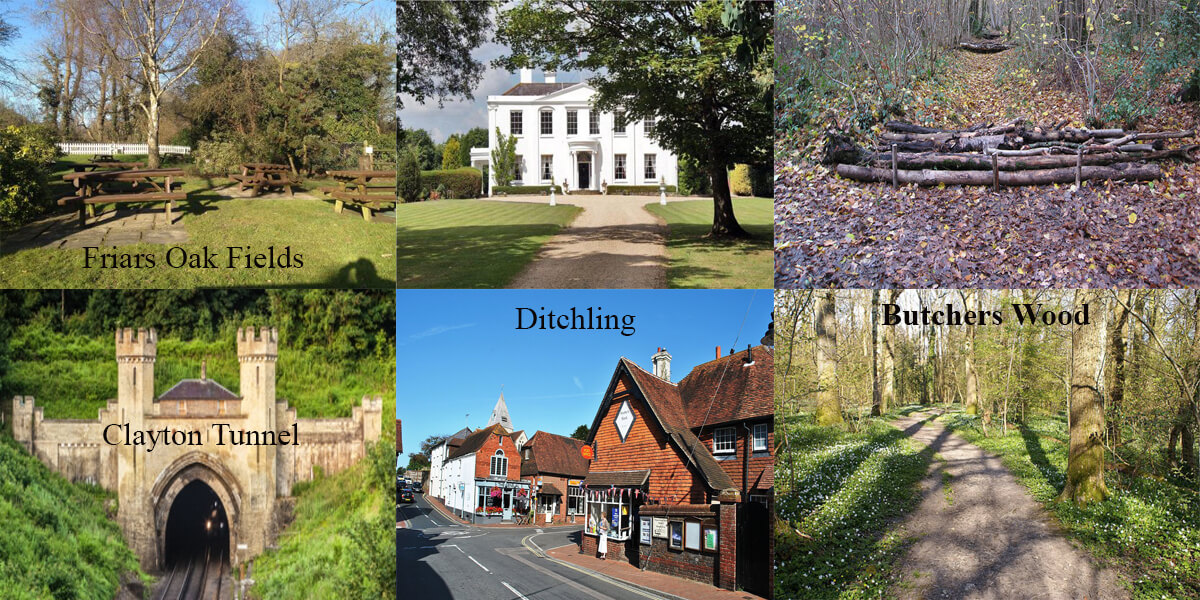 Top tourist attractions of Hassocks