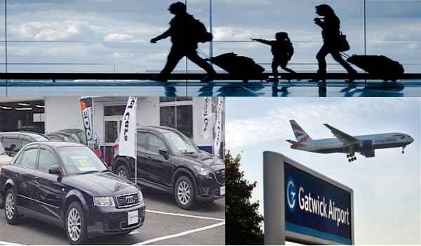 gatwick-airport taxi service jewelcars