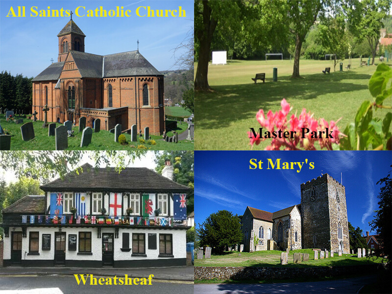 top tourist attractions in oxted