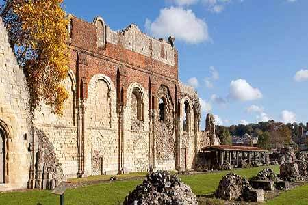 Augustine's Abbey